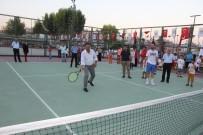 GÜNEYKENT - Toroslar'da Tenis Kursu Açıldı