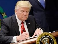 MOSKOVA - Trump, dünyanın gözünü diktiği imzayı attı!