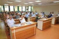 Turgutlu Belediye Meclisi Gündem Maddelerini Görüştü