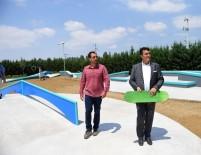 SU KAYAĞI - Türkiye'nin İlk Olimpik Kaykay Pisti Açılıyor