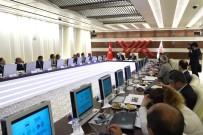 Uşak Üniversitesi Pilot Üniversite Rektörleri Toplantısına Katıldı