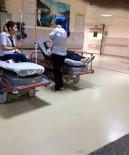Uşak Üniversitesi Tıp Fakültesi Hastanesinde Zehirlenme Şüphesi