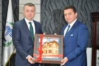 HASAN YAMAN - Vali Prof. Dr. Tahir Büyükakın Bozüyük'ü Ziyaret Etti