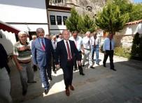 Vali Varol Açıklaması 'Sıcak Asfalt Programını Aksatmadan Uygulayacağız'