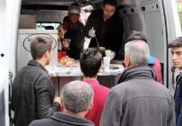 MERCIMEK ÇORBASı - Van Büyükşehir Belediyesinden 1 Milyon Kişiye Çorba