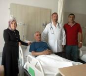 AĞRI KESİCİ - Van'da 'Minimal İnvaziv' Yöntemiyle Ameliyat