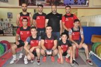NUR TATAR - Vanlı Halterciler Türkiye Şampiyonasına Hazırlanıyor