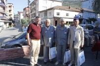 VEZIRHAN - Vezirhan'da Kutsal Topraklara Gidecek Hacı Adayları Uğurlandı