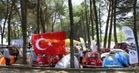 MURAT ÖZDEMIR - Vosvos Buluşmasında Eskişehir'i Temsil Ettiler
