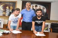 NAZİLLİ BELEDİYESPOR - Yıldızgücü Geleceğin Profesyonel Futbolcuları Yetiştiriyor