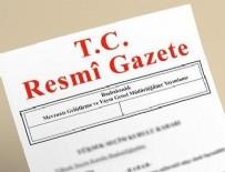 RESMI GAZETE - 22 ilin emniyet müdürü değişti