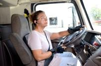 KALIFORNIYA - ABD'nin Şoför Nebahat'i Bir Türk