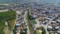 KANALİZASYON - Ahmetli'nin Altyapısı Yenilendi