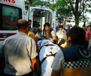 AZERI - Ardahan'da Trafik Kazası Açıklaması 5 Yaralı