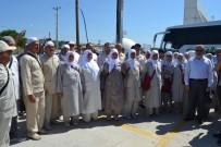 CEBRAIL - Ayvalık Hacı Adaylarını Uğurladı