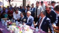 MUSTAFA ÇETIN - Bakan Elvan Bin 400 Rakımda Yörüklerle Birlikte Teröre Meydan Okudu