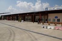 KAMERA - Balık Hallerinde Yeni Av Sezonu Hazırlıkları Devam Ediyor