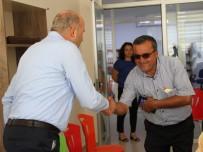 PAMUKÖREN - Başkan Ertürk Sorunları Vatandaşın Ayağına Giderek Dinledi