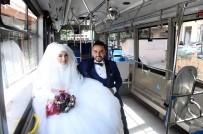 HALK OTOBÜSÜ - Böyle Olur Otobüs Şoförünün Düğünü