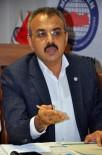 TOPLU SÖZLEŞME - Büro Memur-Sen Genel Başkanı Yanbaz'dan Hükümetin Zam Teklifine İlişkin Açıklama