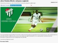 BURSASPOR - Bursaspor Ekoko'yu açıkladı!