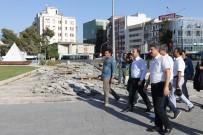 ŞANLIURFA - Büyükşehir, Rabia Meydanını Yeniden Düzenliyor