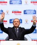 METAL YORGUNLUĞU - Cumhurbaşkanı Erdoğan Haliç Kongre Merkezi'nde Partililere Hitap Ediyor