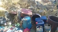 Diyarbakır'da 4 Sığınak İmha Edildi 1 Terörist Öldürüldü