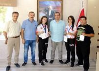 TÜRKIYE MUAY THAI FEDERASYONU - Dünya Şampiyonları Altın İle Ödüllendirildi