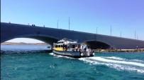 EDREMİT KÖRFEZİ - Edremit- Ayvalık Arasında Deniz Taksiler Törenle Seferlere Başladı