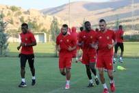 Evkur Yeni Malatyaspor, Antalyaspor Mesaisine Başladı