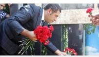 TERÖRIZM - Gaziantep'teki Terör Saldırılarının Yıl Dönümünde MHP'den Kınama