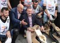 TAHTA ARABA - Gençlik Ve Spor Bakanı Osman Aşkın Bak Formulaz'da