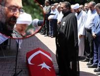 YEMİN TÖRENİ - Oğlunun cenaze namazını imam babası kıldırdı