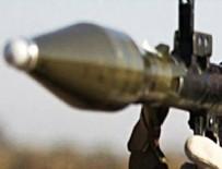 ROKET SALDIRISI - İki aile arasında roketatarlı kavga