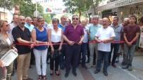TAHTEREVALLI - İstiklal Esnafı Cadde AVM Projesi Başlattı