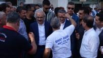 FıNDıKPıNARı - Kalkınma Bakanı Elvan, Mersin'de Yörüklerle Bir Araya Geldi