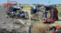 Karı-Koca Öldü, 7 Kişi Yaralandı