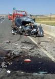 Kırıkkale'de Trafik Kazası Açıklaması 2 Ölü, 7 Yaralı