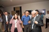 Milletvekili Günay, Anadolu Üniversitesini Ziyaret Etti