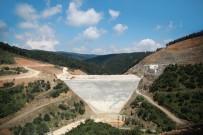 ALİ İHSAN YAVUZ - Milletvekilleri Akçay Barajında İncelemelerde Bulundu