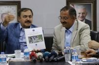 BELEDİYE BAŞKANLIĞI - Orman Ve Su İşleri Bakanı Veysel Eroğlu Açıklaması 'Vahşi Sulama Yapan Çiftçilere Su Vermeyeceğiz'