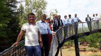 TRABZON VALİSİ - Ortahisar'ın Ekopark'ı Açıldı