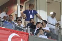 Samir Nasri, Tribünden Maçı Takip Etti