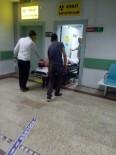 Samsun'da Otomobil Motosiklete Çarptı Açıklaması 2 Yaralı
