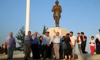 ŞEHİTLER ABİDESİ - Şanlıurfalı Yaşlılar Çanakkale'yi Gezdi