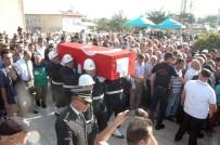 ABDULLAH ÇIFTÇI - Şehit Polis Kahramanmaraş'ta Son Yolculuğuna Uğurlandı
