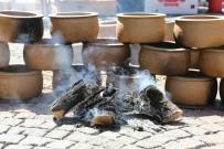 ODUNPAZARI - Şehrin Ateşi Odunpazarı'nda Yandı