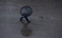 HAVA SICAKLIKLARI - Sıcaklık Düşüyor, Yağmur Geliyor!