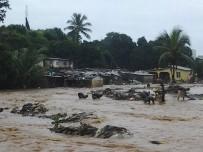 TOPRAK KAYMASI - Sierra Leone'da Ölü Sayısı 500'E Yükseldi
